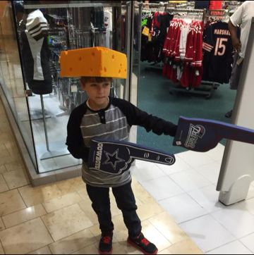 brody cheesehead